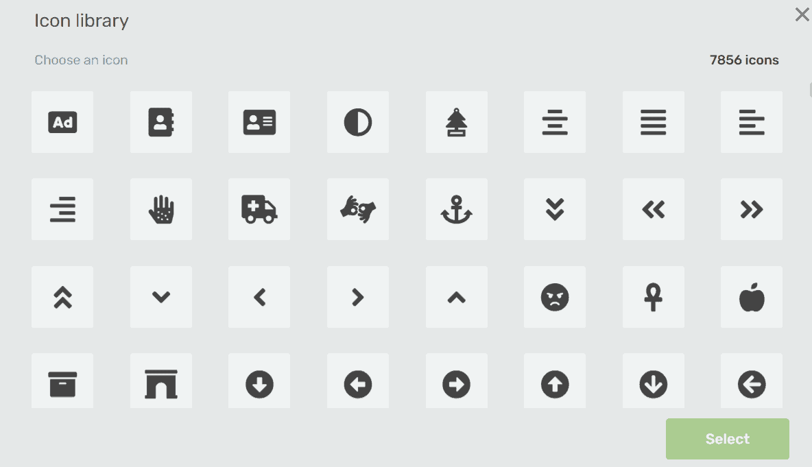 eight-thousands-icons-in-editor